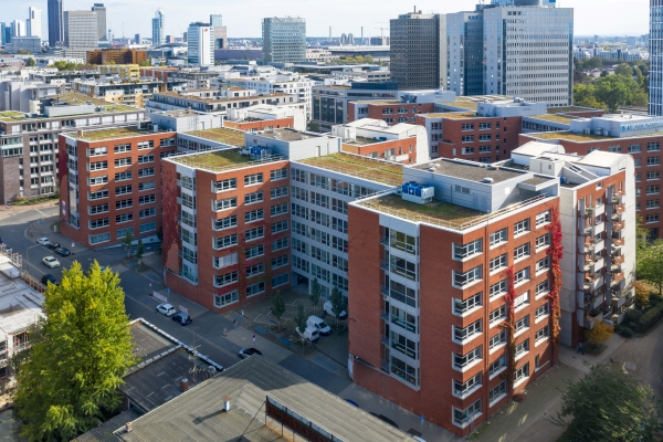 KanAm Grund Group purchases the ABC-West building in Frankfurt