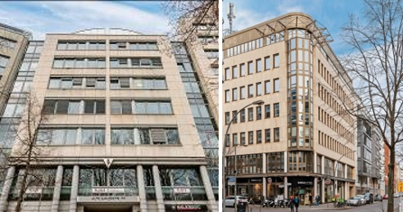 KanAm Grund Group acquires a property for the Fokus Norddeutschland Fonds in the Berlin Mitte district