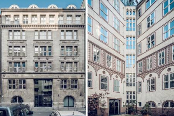 LEADING CITIES INVEST purchases the Mebeshaus building in the center of Berlin