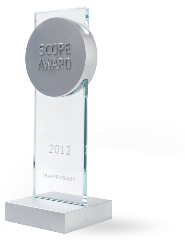 2012 (Scope Awards 2012)
